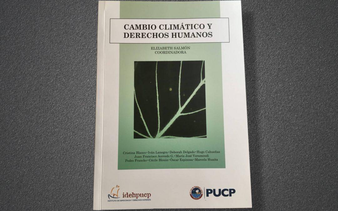 Cambio Climático y Derecho a la Salud